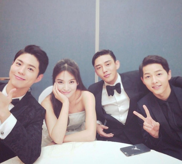 """Ẩn tình nào phía sau mối quan hệ """"nguội lạnh tàn tro"""" của Song Joong Ki và Park Bo Gum: Xem nhau như anh em ruột thịt nhưng quay lưng đã trở thành người dưng sau vụ ly hôn thế kỷ?  - Ảnh 5."""