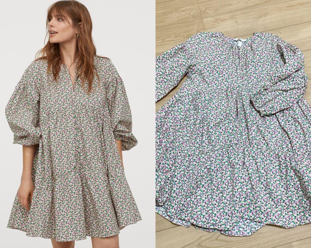 3 cô nàng thử loạt váy của H&M và rút ra kết luận: Mẫu mặc đẹp, nhưng lên dáng mỗi người lại là 1 câu chuyện khác  - Ảnh 6.