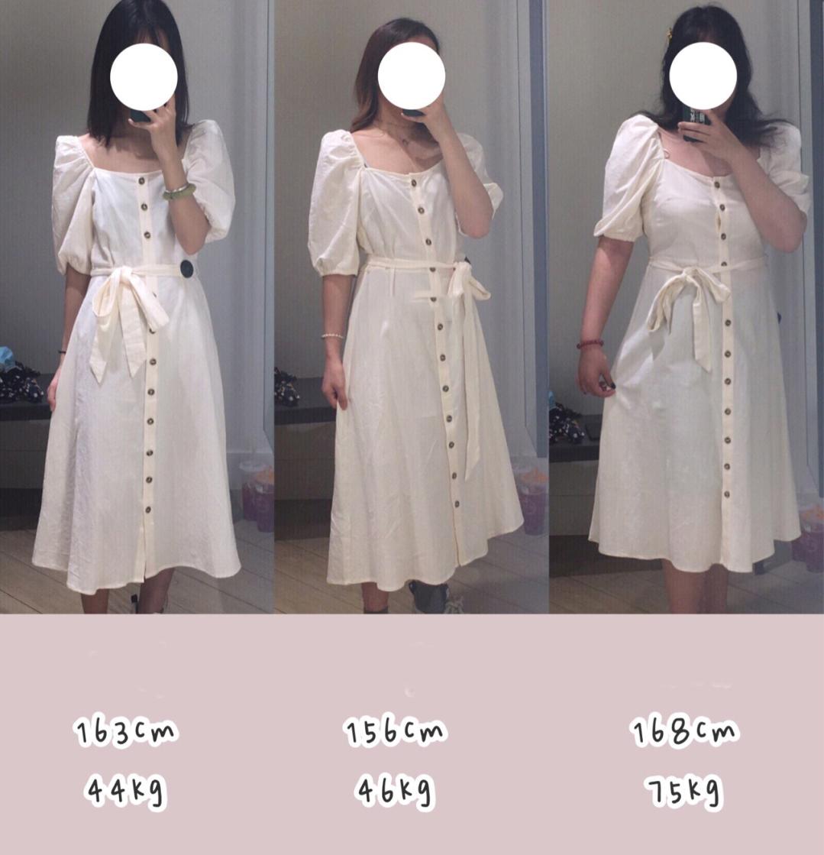 3 cô nàng thử loạt váy của H&M và rút ra kết luận: Mẫu mặc đẹp, nhưng lên dáng mỗi người lại là 1 câu chuyện khác  - Ảnh 5.
