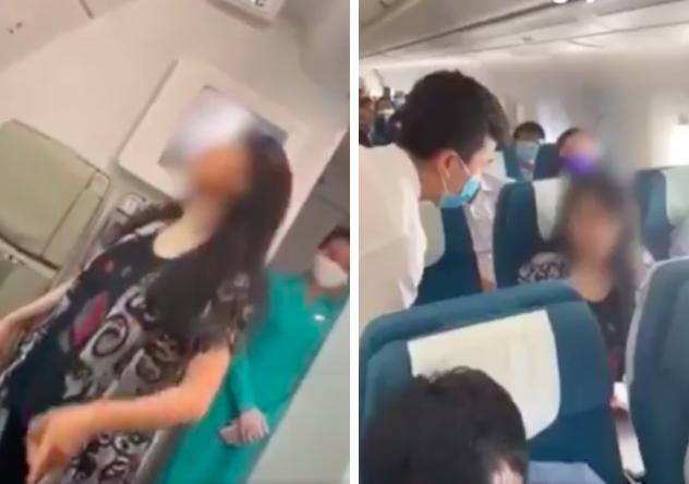 Vụ nữ hành khách liên tục gào thét, làm loạn trên máy bay: Xác minh tình trạng tâm thần - Ảnh 1.