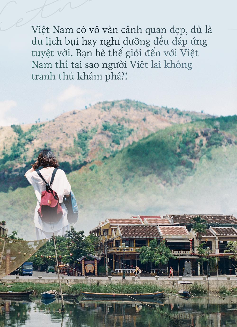 """Cô gái 9X đổ hết vốn liếng 10 năm đi làm để đi chơi: Du lịch 62 tỉnh thành Việt Nam vẫn chưa thấy """"đã"""" - Ảnh 7."""