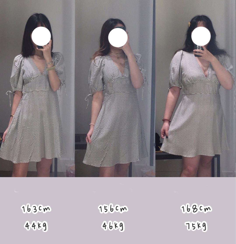 3 cô nàng thử loạt váy của H&M và rút ra kết luận: Mẫu mặc đẹp, nhưng lên dáng mỗi người lại là 1 câu chuyện khác  - Ảnh 9.