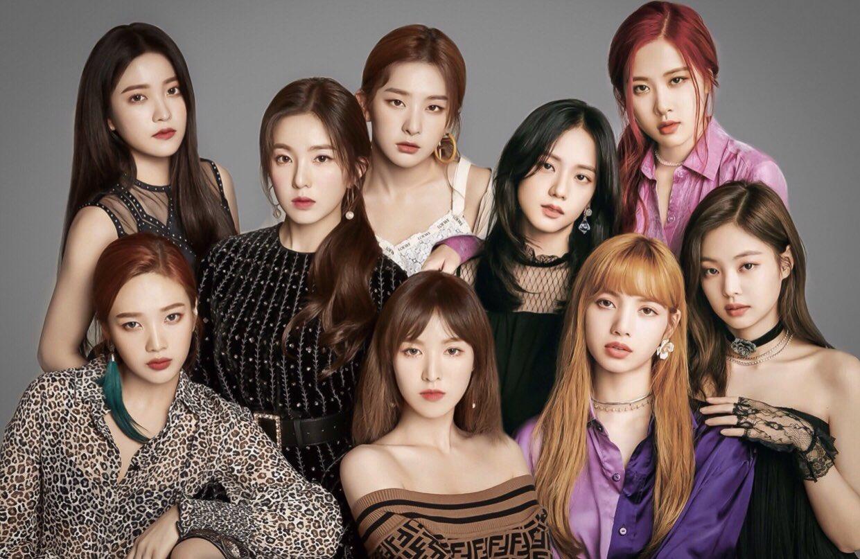 Black Pink – Red Velvet tuy style khác biệt nhưng nếu hợp thành một nhóm thì lại ra kết quả bất ngờ không tưởng - Ảnh 6.