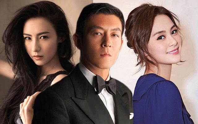 Trương Bá Chi - Trần Quán Hy - Chung Hân Đồng 12 năm sau scandal ảnh nóng - Ảnh 1.