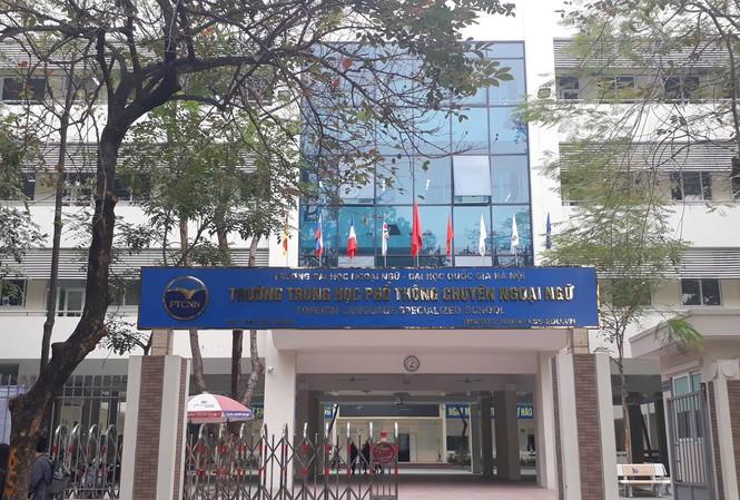 25 học sinh chuyên tiếng Hàn chưa biết thi tốt nghiệp THPT môn ngoại ngữ nào - Ảnh 1.