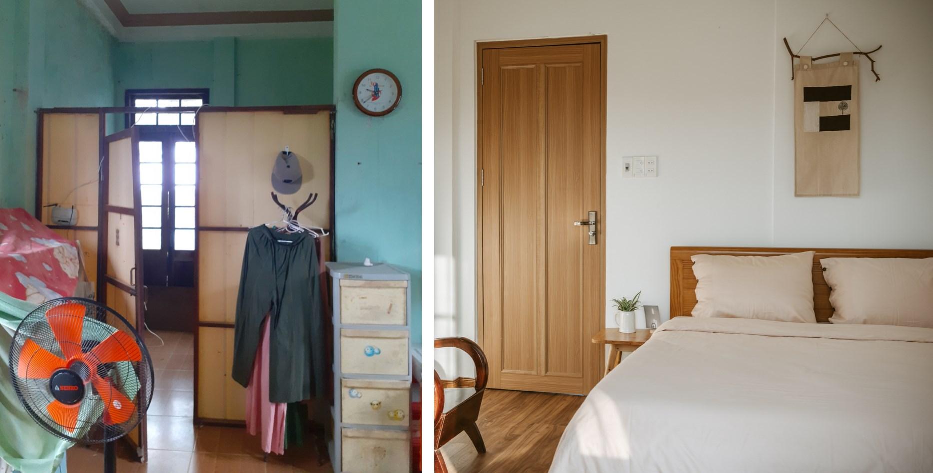 Cô gái quyết định rời Sài Gòn về Hội An cải tạo nhà ở 20 năm đã xuống cấp thành homestay 5 phòng đẹp lung linh, cho khách thuê chỉ 420-520 ngàn đồng/ phòng - Ảnh 12.