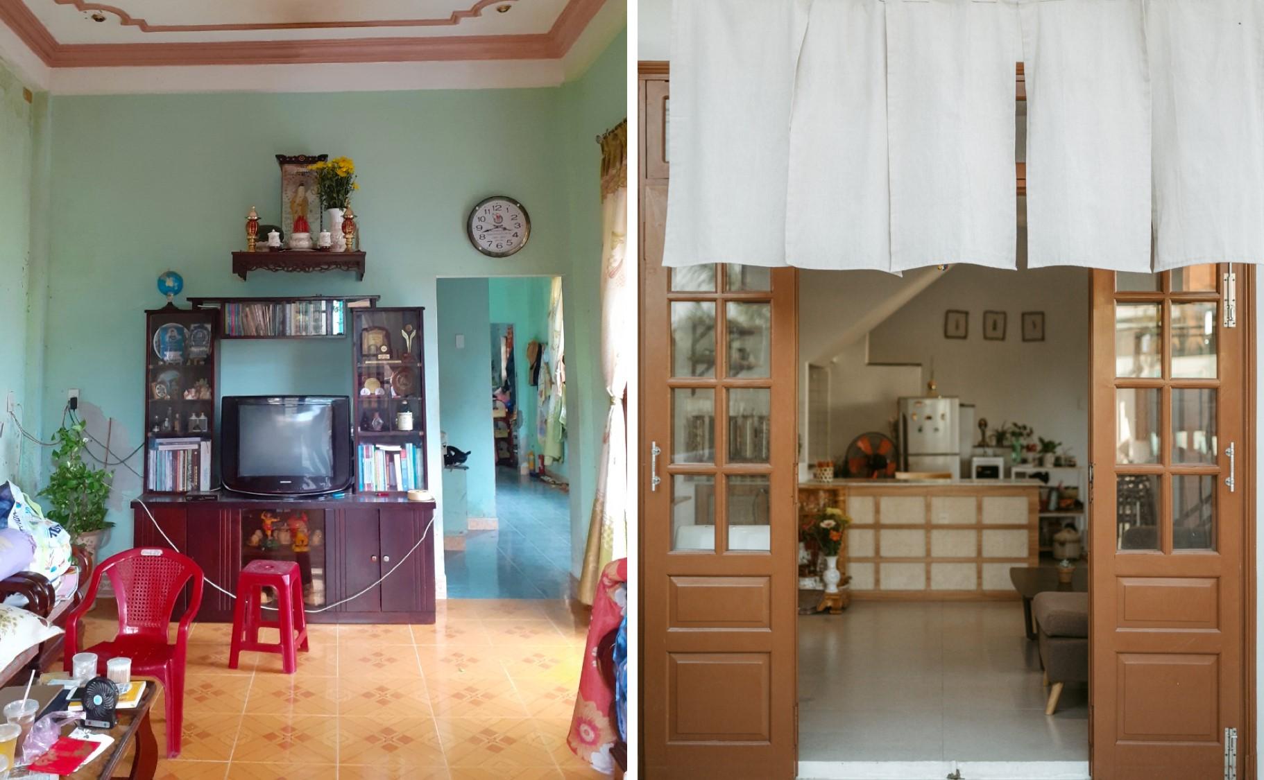 Cô gái quyết định rời Sài Gòn về Hội An cải tạo nhà ở 20 năm đã xuống cấp thành homestay 5 phòng đẹp lung linh, cho khách thuê chỉ 420-520 ngàn đồng/ phòng - Ảnh 4.