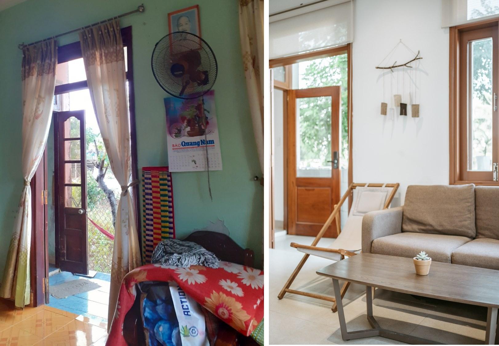 Cô gái quyết định rời Sài Gòn về Hội An cải tạo nhà ở 20 năm đã xuống cấp thành homestay 5 phòng đẹp lung linh, cho khách thuê chỉ 420-520 ngàn đồng/ phòng - Ảnh 8.