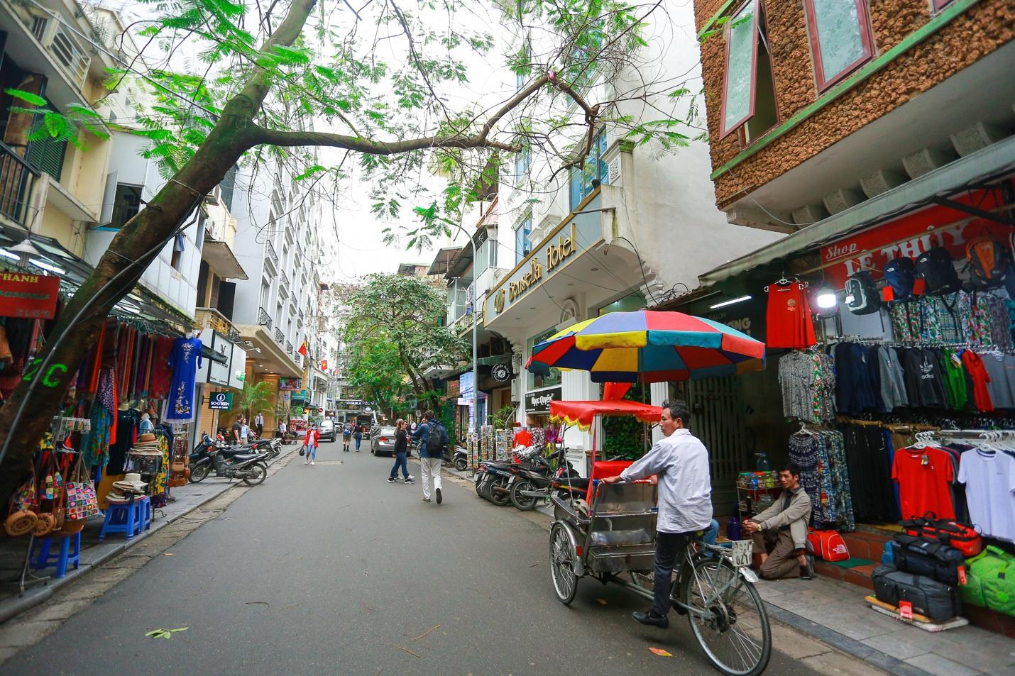 Đắt như đất phố cổ Hà Nội: Khu vực xung quanh phố đi bộ giá trung bình hơn 540 triệu đồng/m2 - Ảnh 2.