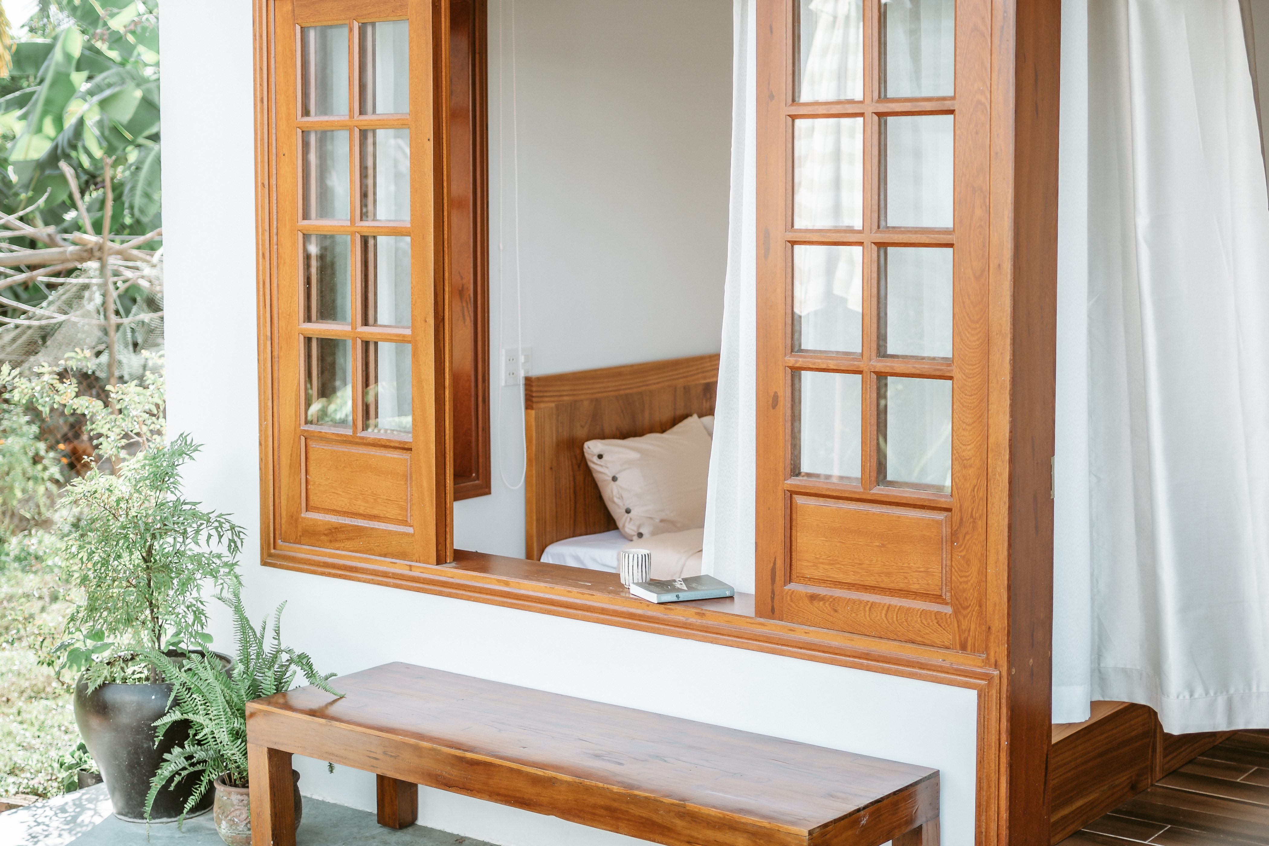 Cô gái quyết định rời Sài Gòn về Hội An cải tạo nhà ở 20 năm đã xuống cấp thành homestay 5 phòng đẹp lung linh, cho khách thuê chỉ 420-520 ngàn đồng/ phòng - Ảnh 19.