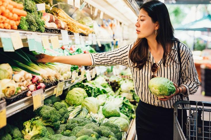 Bí kíp bảo quản rau củ tươi ngon trong tủ lạnh không thể bỏ qua - Ảnh 1.