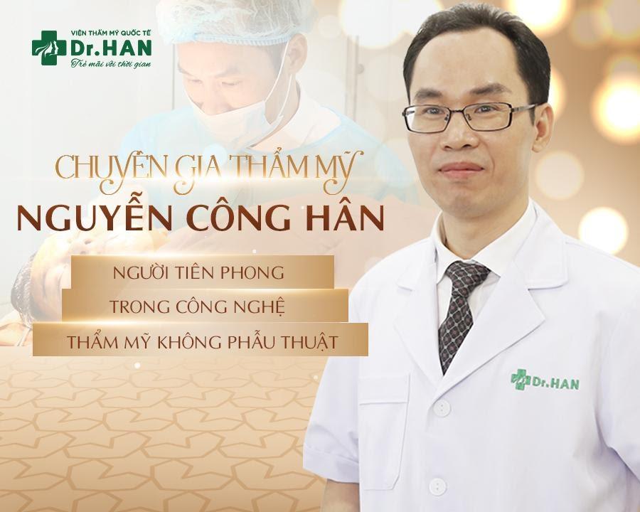 Dr.Han ấn định thời gian ra mắt Viện thẩm mỹ hàng đầu tại Việt Nam - Ảnh 1.
