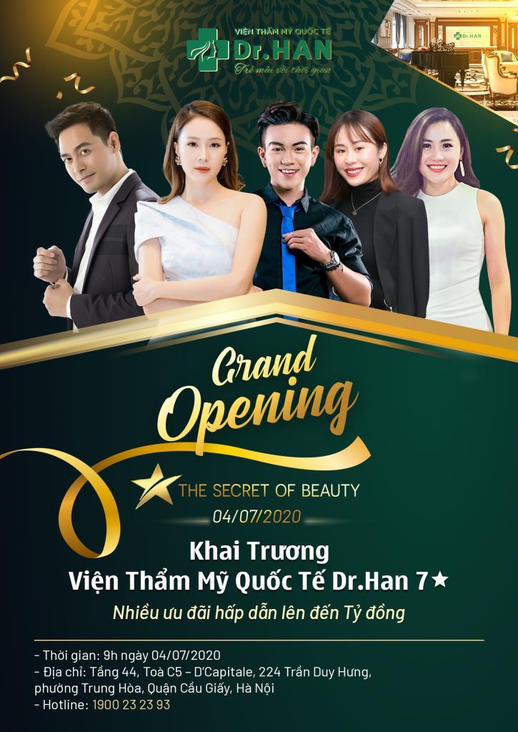 Dr.Han ấn định thời gian ra mắt Viện thẩm mỹ hàng đầu tại Việt Nam - Ảnh 4.