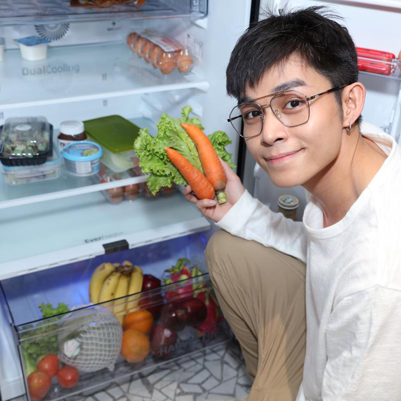 Bí kíp bảo quản rau củ tươi ngon trong tủ lạnh không thể bỏ qua - Ảnh 3.