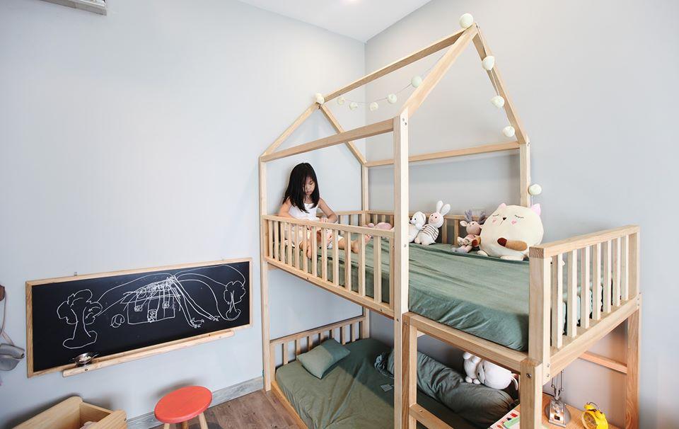 Mê mẩn với phòng Kids mẹ trẻ Hà Nội tự tay thiết kế cho con gái trong vòng chưa đầy 20 ngày với chi phí 50 triệu - Ảnh 10.