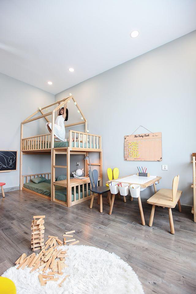 Mê mẩn với phòng Kids mẹ trẻ Hà Nội tự tay thiết kế cho con gái trong vòng chưa đầy 20 ngày với chi phí 50 triệu - Ảnh 7.