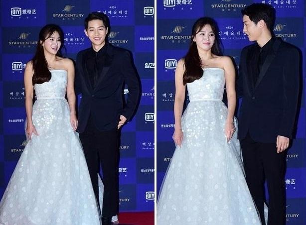 Hyun Bin và Son Ye Jin vừa xác nhận tham dự lễ trao giải Baeksang vào ngày mai, dân tình đã thi nhau ghép hình cặp đôi sánh bước trên thảm đỏ - Ảnh 3.