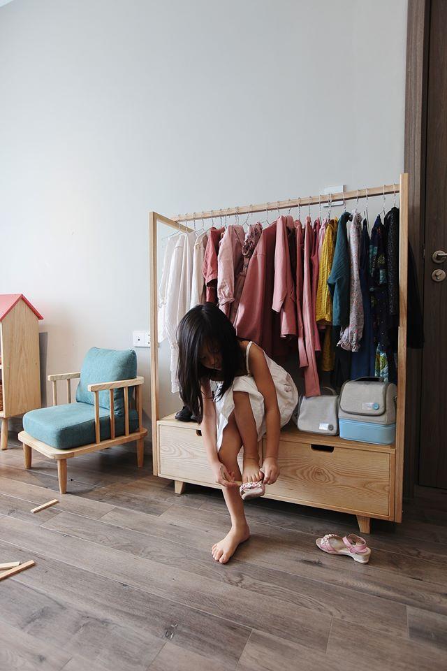 Mê mẩn với phòng Kids mẹ trẻ Hà Nội tự tay thiết kế cho con gái trong vòng chưa đầy 20 ngày với chi phí 50 triệu - Ảnh 12.