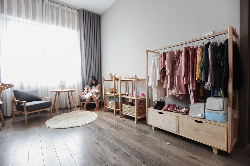 Mê mẩn với phòng Kids mẹ trẻ Hà Nội tự tay thiết kế cho con gái trong vòng chưa đầy 20 ngày với chi phí 50 triệu - Ảnh 2.