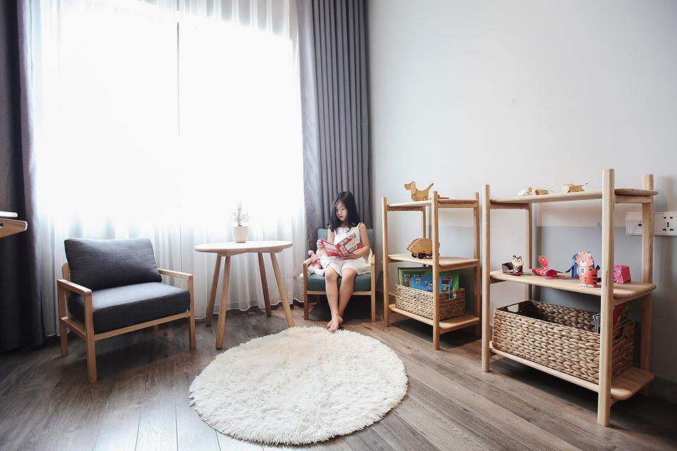 Mê mẩn với phòng Kids mẹ trẻ Hà Nội tự tay thiết kế cho con gái trong vòng chưa đầy 20 ngày với chi phí 50 triệu - Ảnh 3.