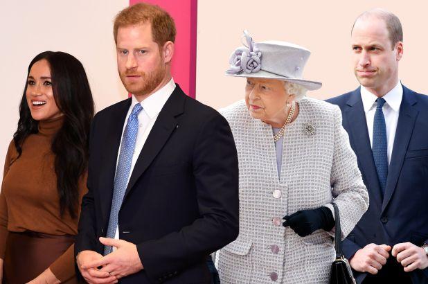 Nữ hoàng Anh cùng Hoàng tử William liên lạc với Harry ở Mỹ và có hành động khiến Meghan Markle phải muối mặt - Ảnh 1.