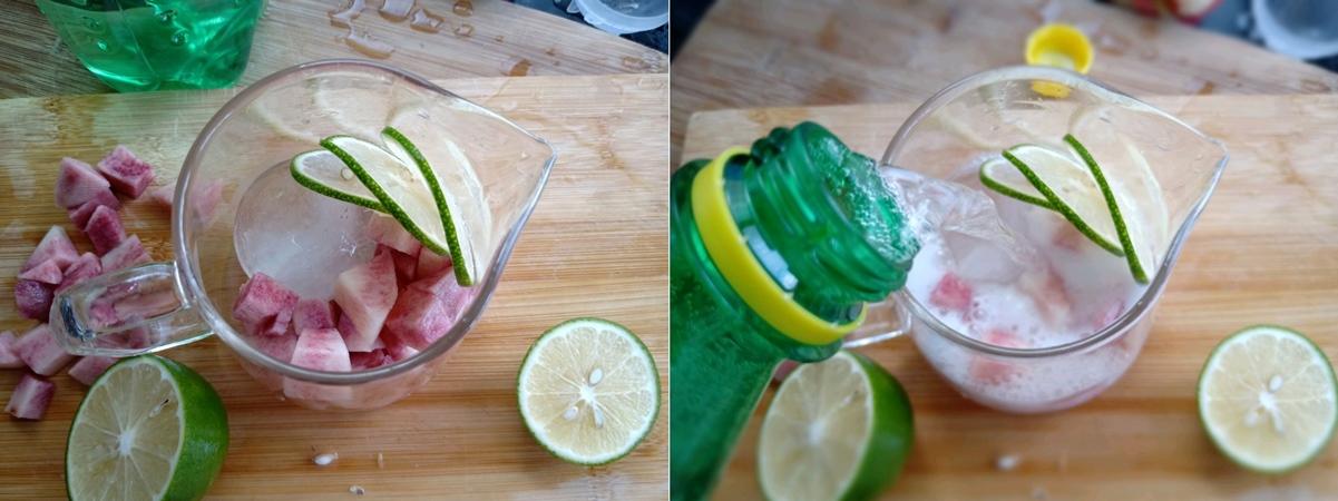 Loại quả này mùa hè đâu cũng bán, dùng pha 2 loại nước này thì vừa mát vừa giúp da khỏe đẹp - Ảnh 2.
