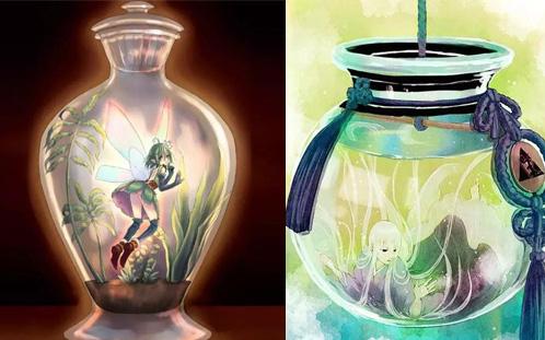 Chọn chiếc bình thủy tinh thích nhất, câu trả lời sẽ tiết lộ quan điểm của bạn trong tình cảm, yêu mù quáng hay chẳng hứng thú yêu đương