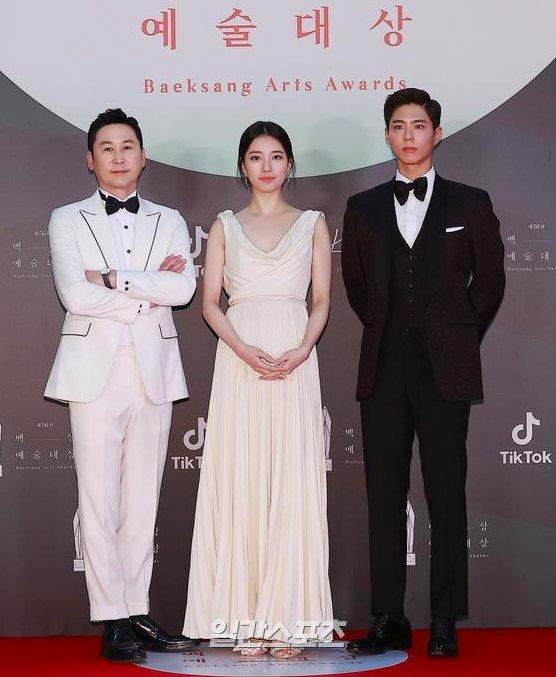 """Dù Son Ye Jin rất đẹp nhưng cô vẫn bị Suzy """"vượt mặt"""" bởi một chi tiết trang phục khi tham dự Baeksang 2020 - Ảnh 6."""