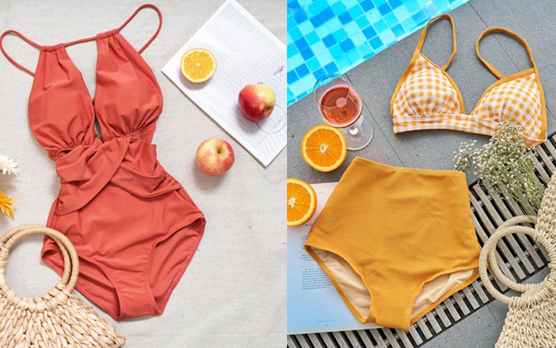 Chọn mẫu bikini ưng ý nhất để biết bạn có phải người dễ hư trong công việc hay không