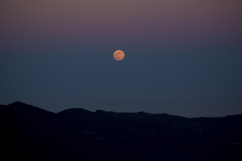 Ngất ngây với một loạt khoảnh khắc về hiện tượng mặt trăng dâu tây hiếm có diễn ra vào đêm qua, rạng sáng nay - Ảnh 15.