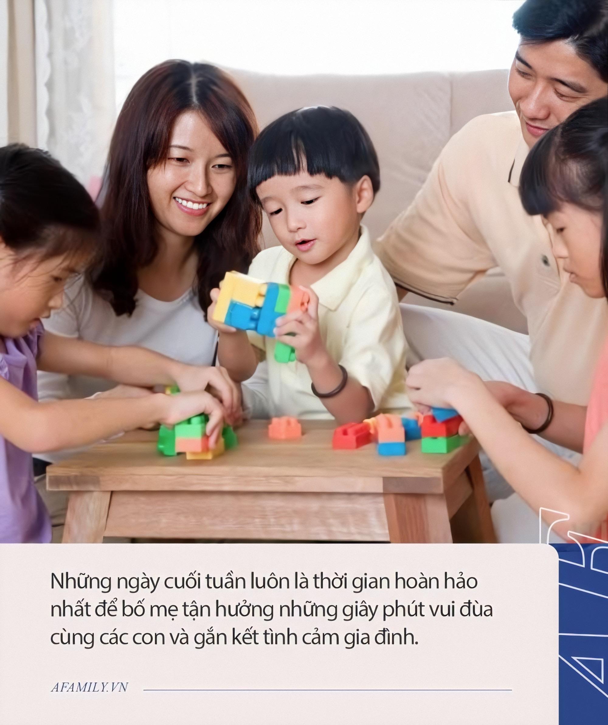 """Những trò chơi """"không tốn một xu"""" cho cuối tuần này: Vừa giúp con thông minh hơn vừa gắn kết cả nhà bằng những tràng cười thả ga - Ảnh 1."""