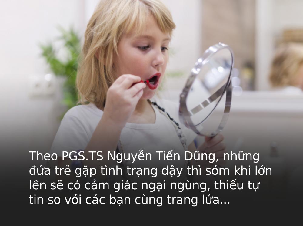 Cảnh báo tình trạng trẻ dậy thì sớm gấp 35 lần so với 10 năm trước: Bác sĩ Nhi chỉ ra những dấu hiệu dậy thì sớm, bố mẹ tuyệt đối không chủ quan - Ảnh 5.