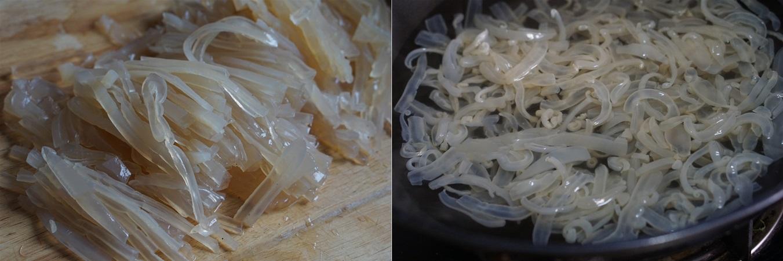 Trời nắng ăn gỏi sứa trộn chua ngọt là hợp lý nhất - Ảnh 1.