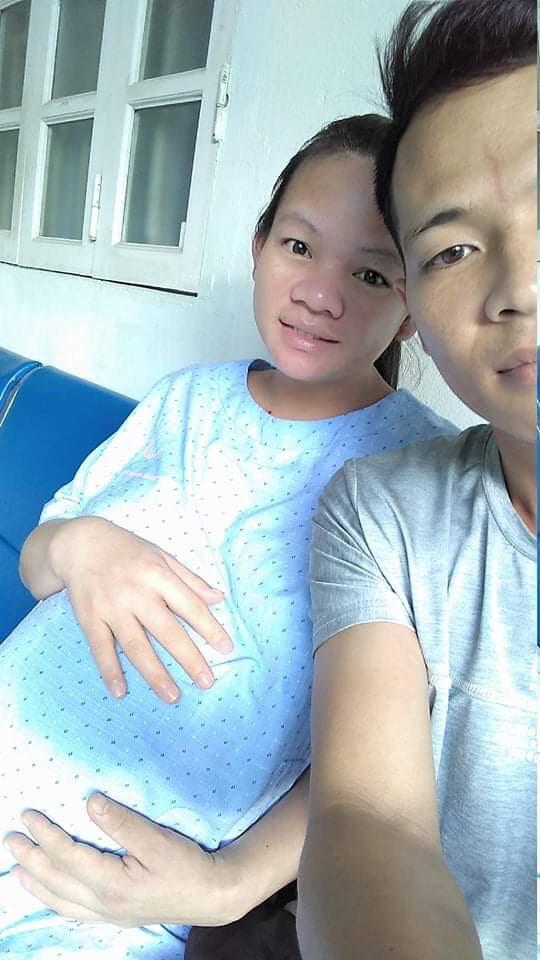 """Dành 9 năm """"tìm con"""" vì hiếm muộn, mẹ người Tày vừa vỡ òa mang thai đôi đã phải nhập viện vì nôn ra máu, sụt 15kg nhưng """"liều mạng"""" quyết không bỏ con - Ảnh 7."""