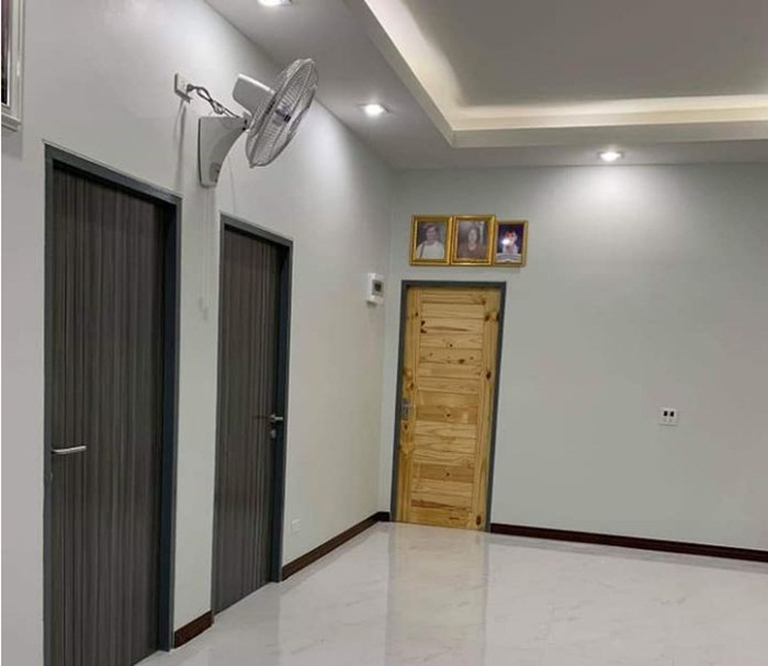 Nhà cấp 4 ở nông thôn được thiết kế theo phong cách hiện đại với 2 phòng ngủ, 2 phòng tắm - Ảnh 7.