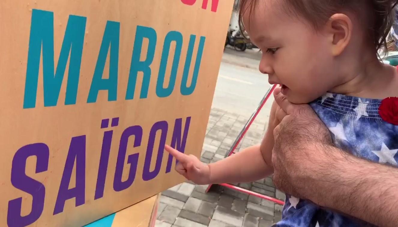 Con gái 24 tháng đã đọc vanh vách chữ cái tiếng Anh, nhưng Lan Phương tiết lộ thêm một chi tiết mới đáng bất ngờ - Ảnh 2.