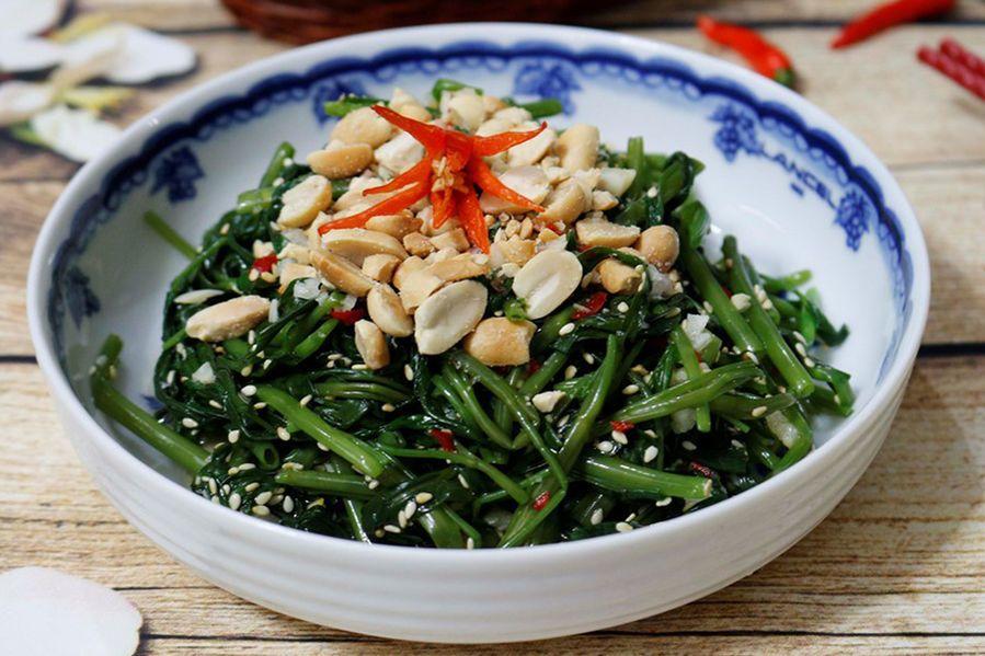 Đừng tùy tiện ăn rau muống theo 5 cách này vì có thể gây ngộ độc, cơ thể mệt mỏi và khiến bệnh tật trở nên trầm trọng hơn - Ảnh 1.