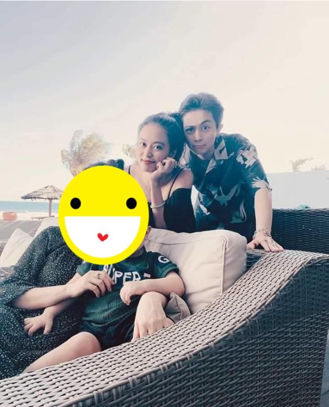 Thêm bằng chứng hình ảnh Hoàng Thùy Linh đi du lịch với gia đình Gil Lê, mối quan hệ đã gắn bó đến mức này rồi - Ảnh 3.