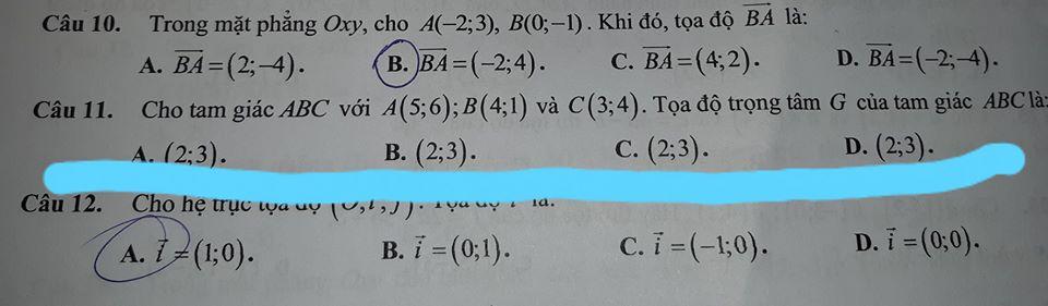 Đề kiểm tra với đáp án gây lú nhất năm, học sinh ngơ ngác hỏi nhau: Có phải thầy cô đang thử thách chúng mình hay không? - Ảnh 2.