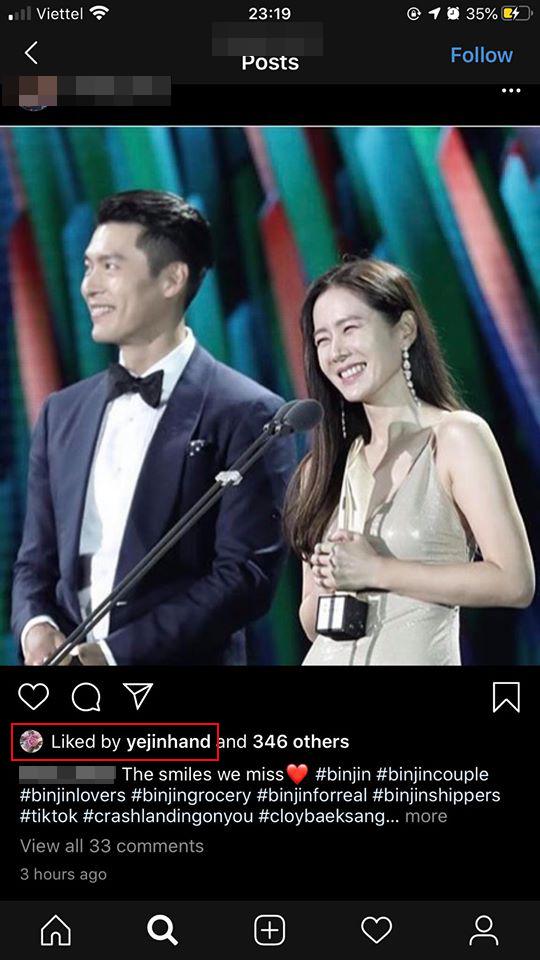 Khoảnh khắc hiếm hoi Son Ye Jin thơ thẩn bước đi theo Hyun Bin sau khi Baeksang 2020 kết thúc - Ảnh 4.