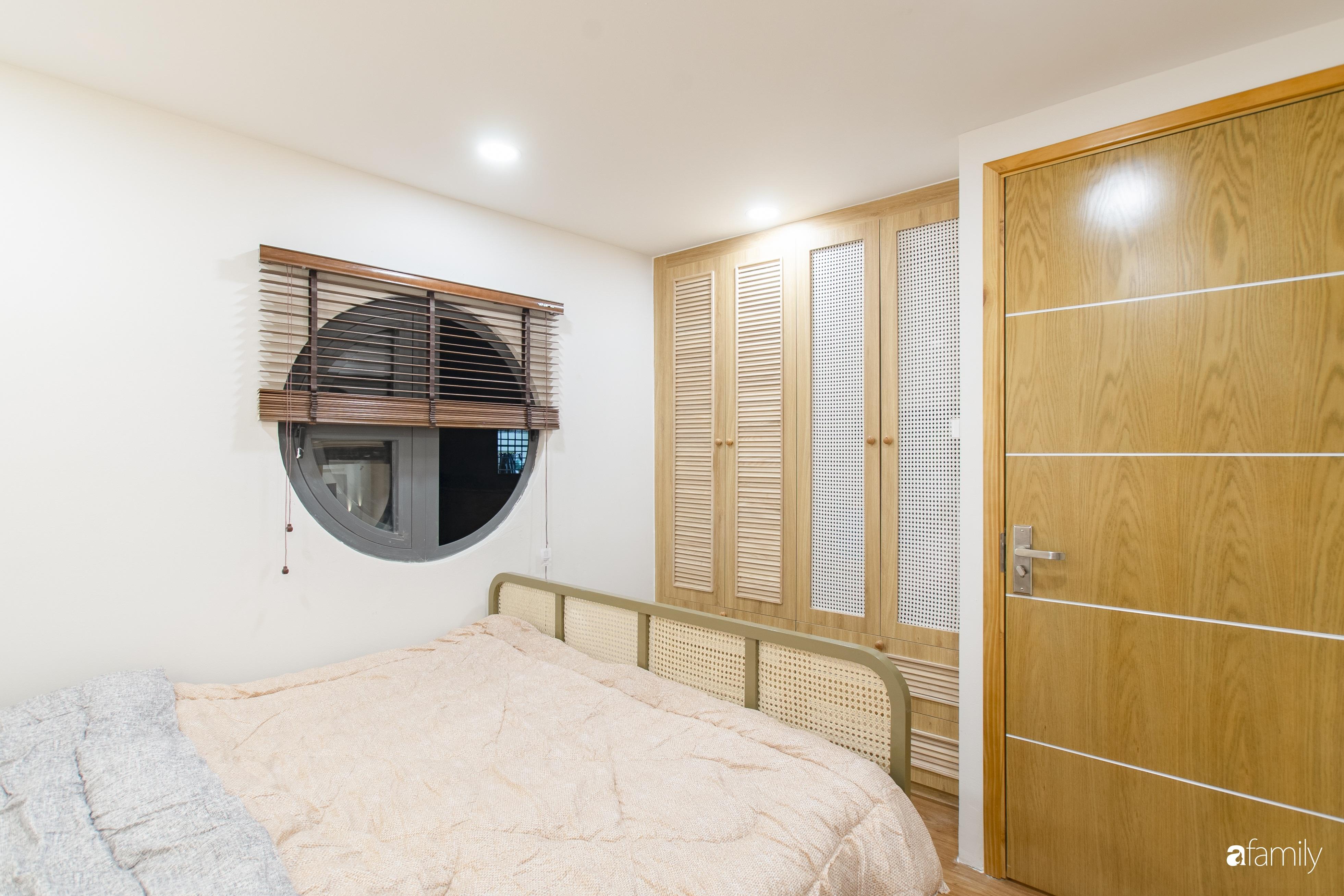 Con trai cải tạo nhà phố hư hỏng nặng thành không gian đậm phong cách Nhật cho bố mẹ an hưởng tuổi già - Ảnh 21.