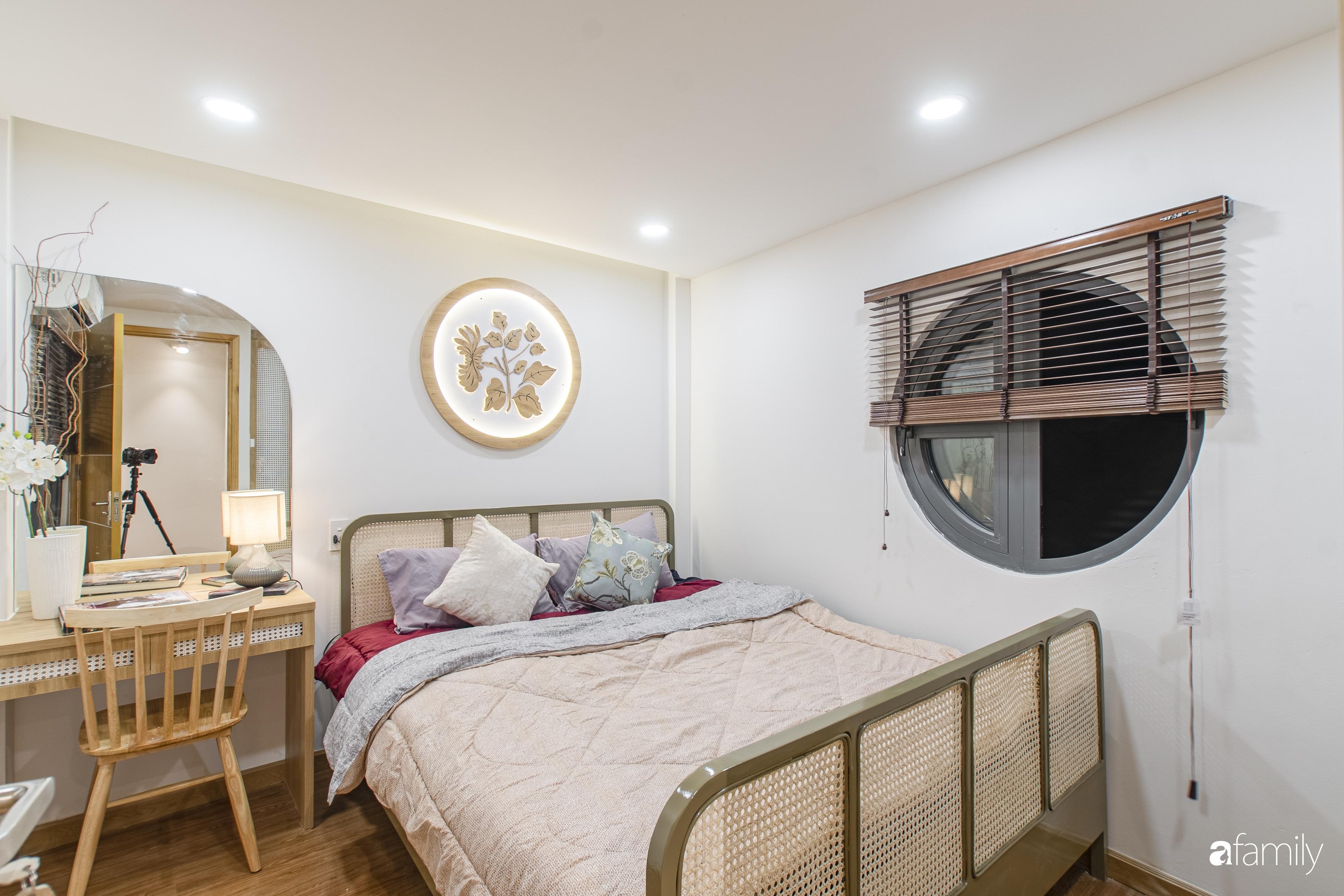 Con trai cải tạo nhà phố hư hỏng nặng thành không gian đậm phong cách Nhật cho bố mẹ an hưởng tuổi già - Ảnh 22.