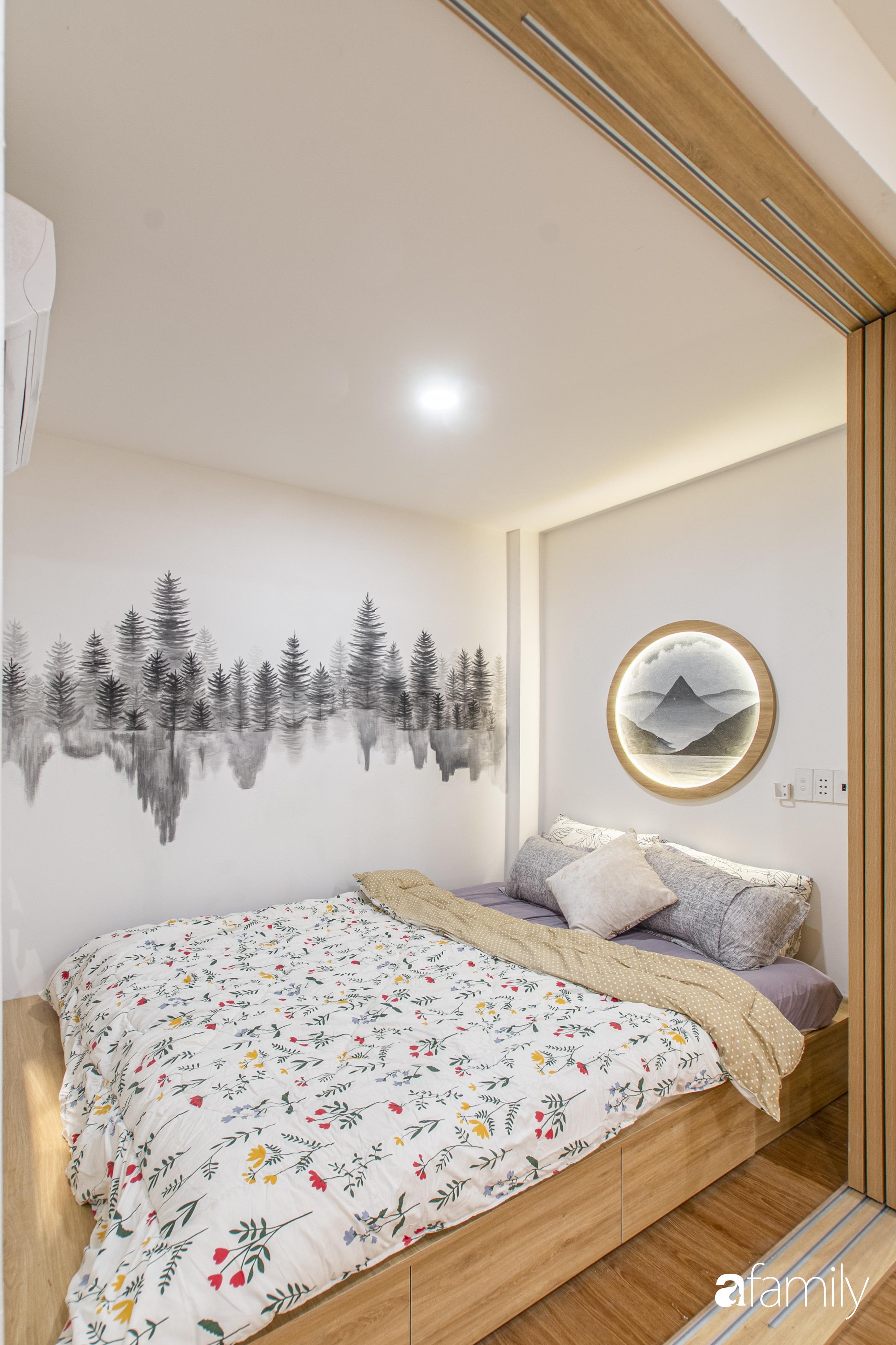 Con trai cải tạo nhà phố hư hỏng nặng thành không gian đậm phong cách Nhật cho bố mẹ an hưởng tuổi già - Ảnh 20.