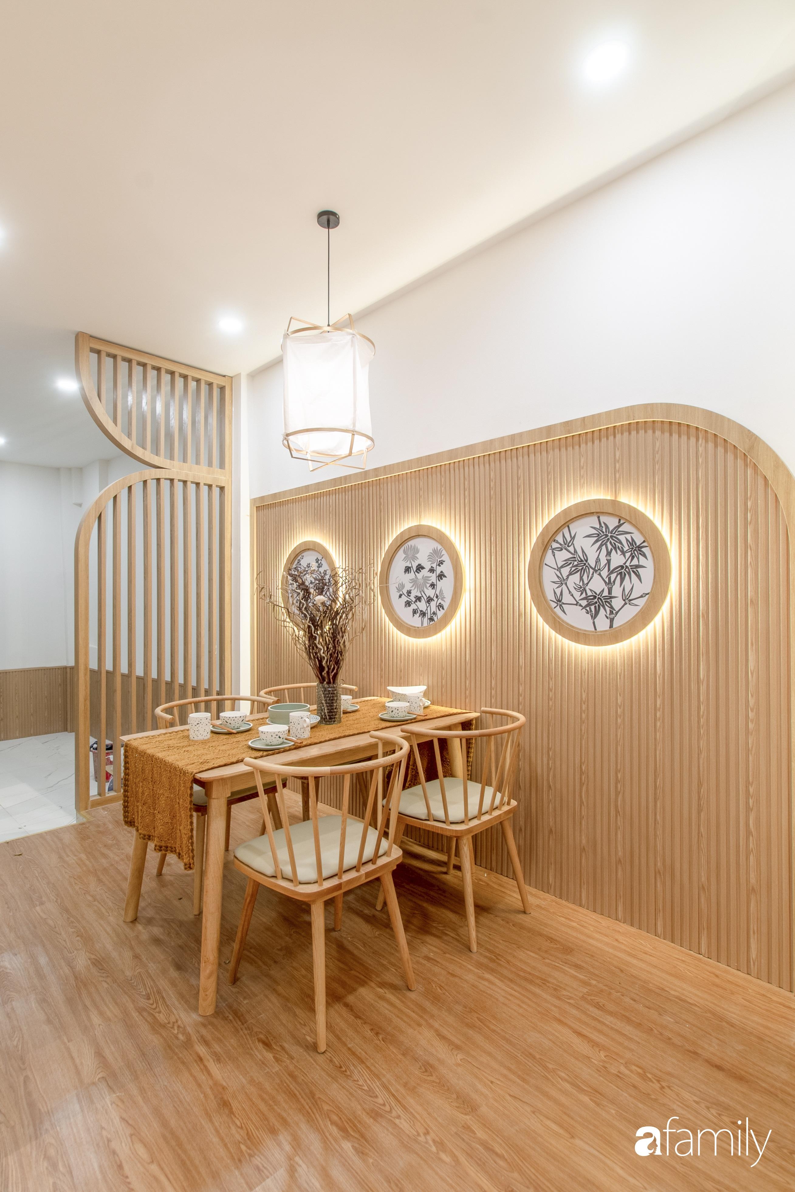 Con trai cải tạo nhà phố hư hỏng nặng thành không gian đậm phong cách Nhật cho bố mẹ an hưởng tuổi già - Ảnh 8.
