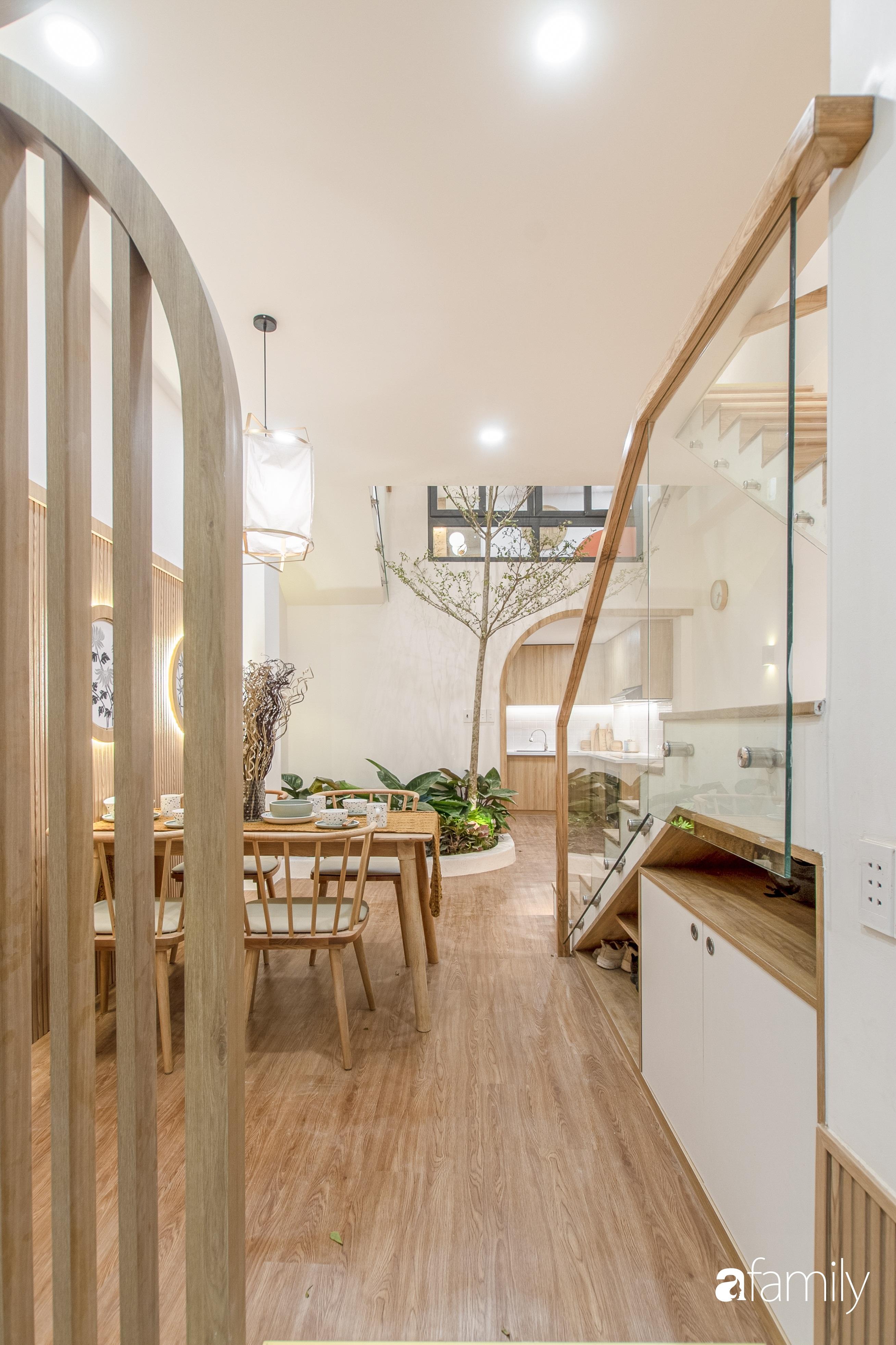 Con trai cải tạo nhà phố hư hỏng nặng thành không gian đậm phong cách Nhật cho bố mẹ an hưởng tuổi già - Ảnh 10.