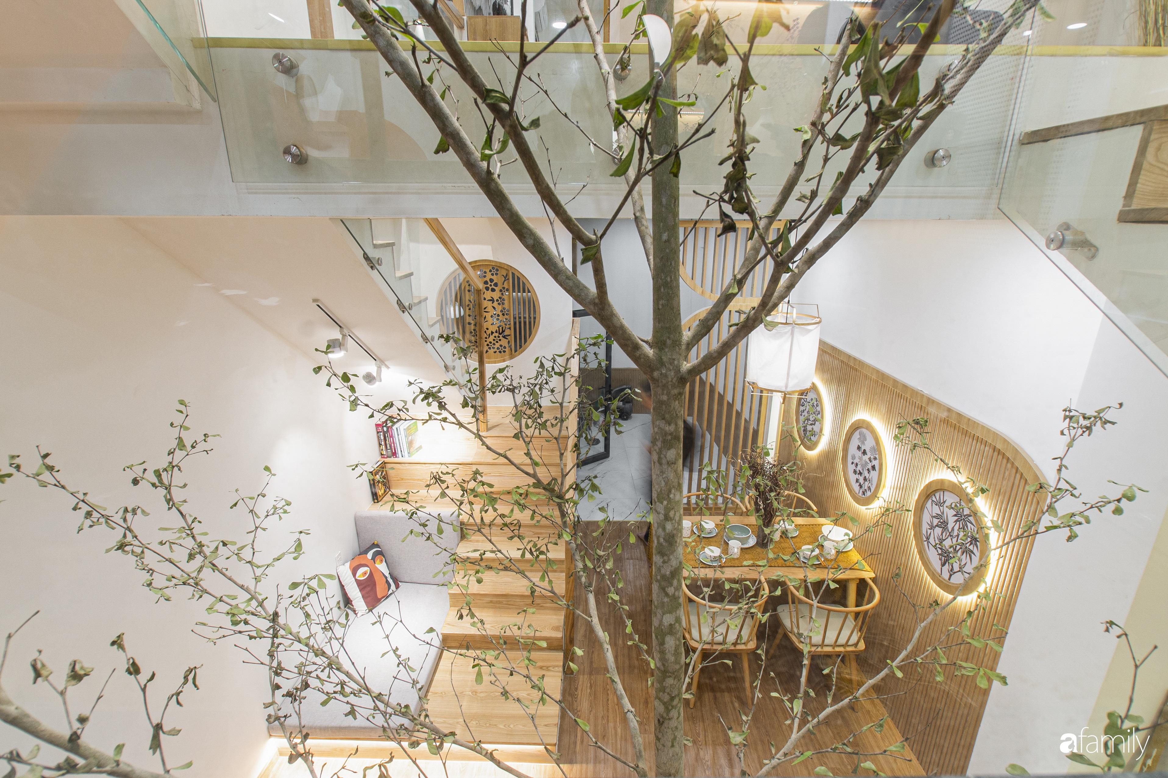 Con trai cải tạo nhà phố hư hỏng nặng thành không gian đậm phong cách Nhật cho bố mẹ an hưởng tuổi già - Ảnh 5.