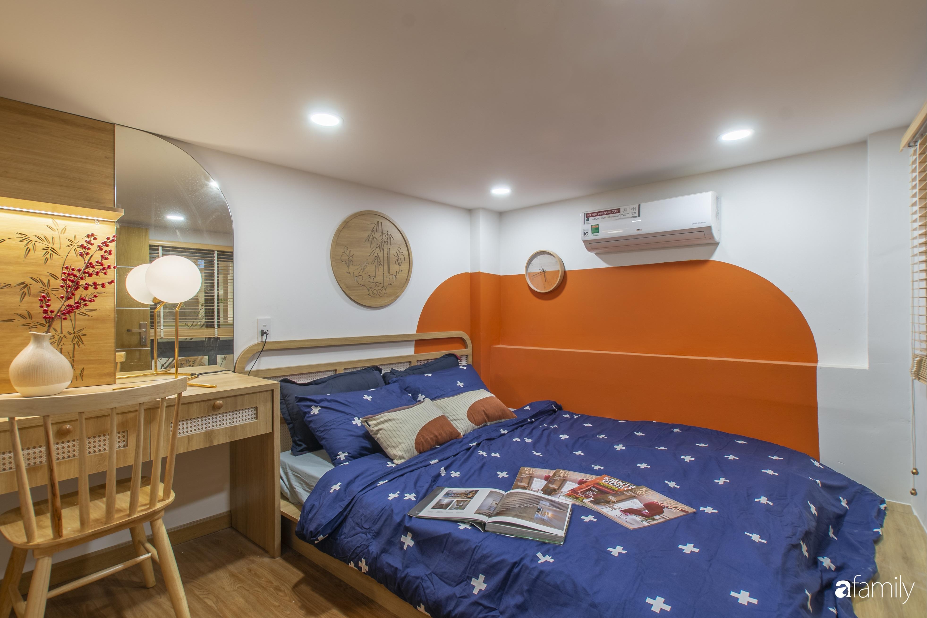 Con trai cải tạo nhà phố hư hỏng nặng thành không gian đậm phong cách Nhật cho bố mẹ an hưởng tuổi già - Ảnh 16.