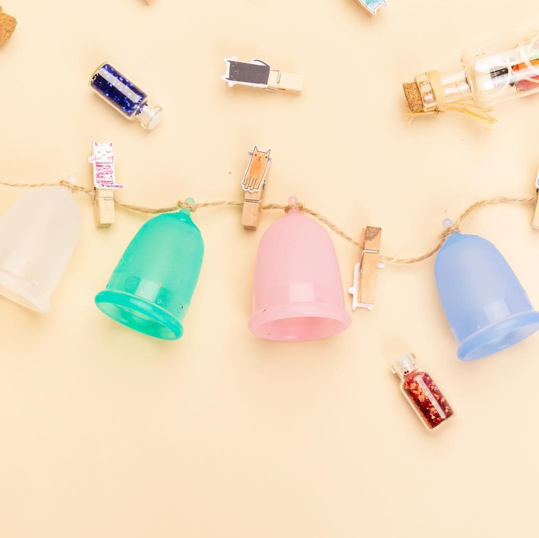 8 cốc nguyệt san tiện lợi, chất lượng giúp chị em tiết kiệm tiền mua băng vệ sinh hàng tháng - Ảnh 12.