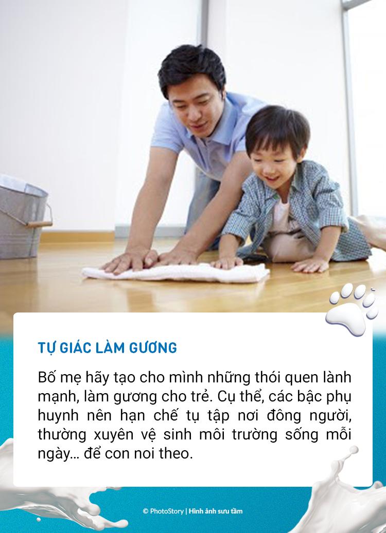 """Để hình thành thói quen tốt giai đoạn """"bình thường mới"""" cho con, bố mẹ phải thường xuyên lặp đi lặp lại những điều này! - Ảnh 3."""