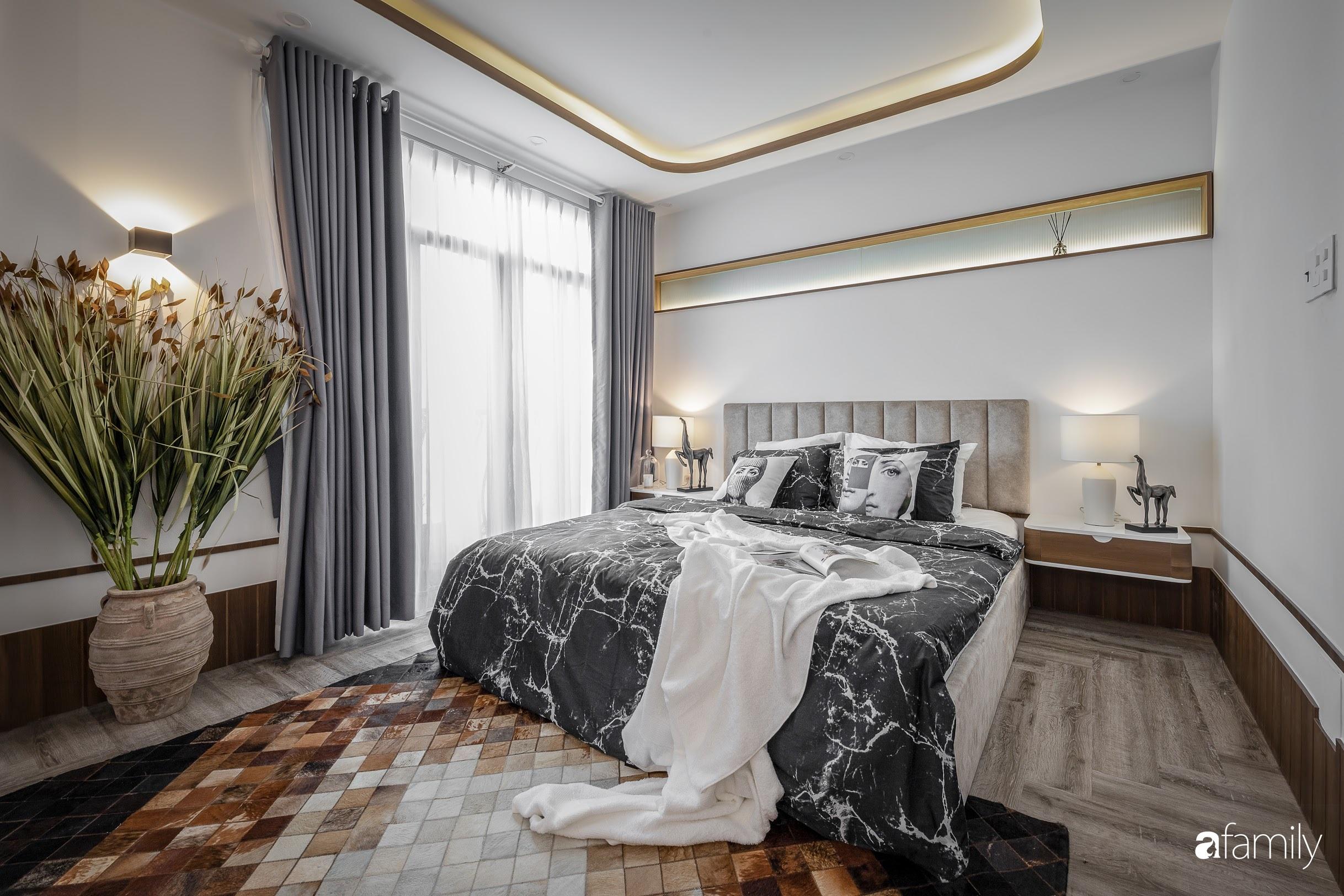 Căn nhà 5 tầng trong hẻm sang chảnh như resort cao cấp với chi phí thiết kế 900 triệu đồng ở TP HCMHCM - Ảnh 12.